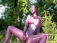 Ddf bustyultra fucking beautiful busty vixen fucks herself Part 9 4