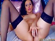 Amateur Girl Webcam Masturbation