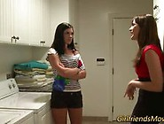 Lesbian Babe Licks Pussy Video