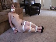 Annabelle - Tied Naked