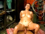 Big Tit German Mature