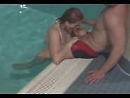Hoxnas - Nachts Im Schwimmbad