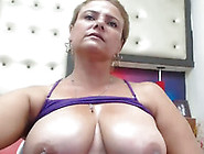 I Bet This Big Horny Bitch With Big Tits Has A Voracious Sexual
