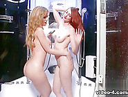 Angela & Kendra James Shower Sex - Angelasommers