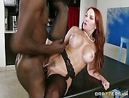 Interracial Porn Video Featuring Janet Mason And Jason Brown