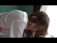 Cute Jap Schoolgirl Creampied
