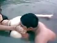 Putaria No Rio Em Pe Vazou Na Net Fudendo A Putinha