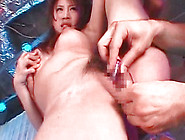 Juicy Hardcore For A Small Tits Japanese Milf In Need To Swallow