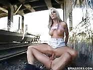 Tricia Oaks Fucking In The Street