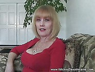 Sloppy Nasty Blowjob From Amateur Gilf