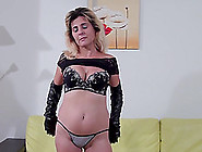 Lika Is A Nasty Mature Woman In A Sexy Outfit Who Needs To Cum