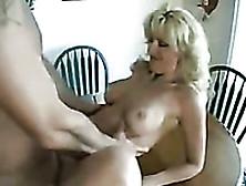 Blonde Buxom Milf With Sweet Booty Enjoyed Proper Missionary Fuc