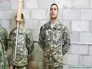 Army Fucking Male Gay Good Anal Training