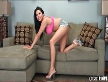 Leggy Missy Martinez Shakes Her Latina Ass
