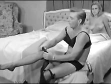 Bacanal de rock hudson en el filme seconds 1966 - 4 3