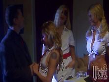 Blond-Haired Sluts Darryl Hanah,  Jessica Drake
