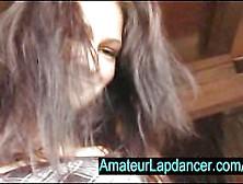 Lapdance In Tartan Dress