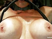 Unseen Sybian Domination