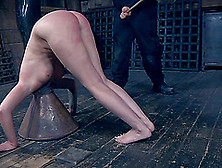 She's Been Very Naughty Lately And It's Time For The Bdsm Punish