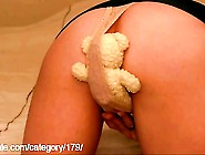 Hot Plushie Fun At Clips4Sale. Com