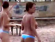 Beach Volleyball Voyeur Candid Videos
