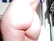 Mature White Pawg Wife And Her Gorgeous Fat Ass Nude