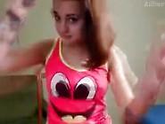 Russian Webcam Amateur Ericacampbel Nude Dancing