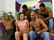 A White Girls Dream Come True (Bbc Gangbang)