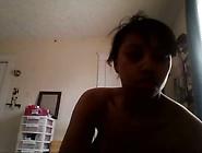 Young Black Girl Hacked Webcam Rat