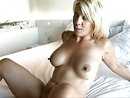 Big Titted Blonde Likes To Have Sex,  But Only If Her Tight Ass E