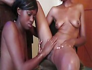 Chocolate Skin Girls Are Fingering And Fisting Each Other