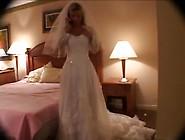 Gabrielle Bred In Wedding Night 4351