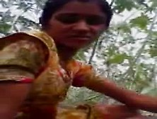 Best Indian Outdoor Sex & Blowjob Of Kanpur Village Girl