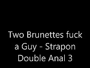 Strapon Double Anal 3