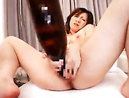 Japanese Chick Gets Groped From Behind And Fucked With Bott