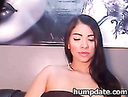 Latin Babe Toying Her Pussy And Squirting