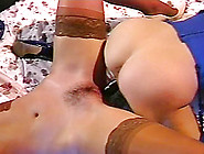 Lovely Hotties Terry Diver And Melanie Moore In A Nasty Lesbian