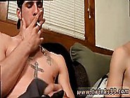 Cow Sex Gay Big Dick Chain And Benz Smoke & Stroke