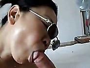 Enjoying Licking The Balls And Cock Head Of My Boyfriend