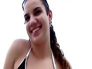 Amateur Young Girl In Bikini