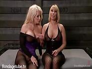 Big Breasted Blondes Mellanie Monroe And Alura Jenson Fucking