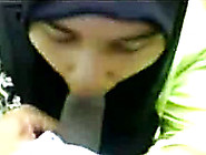 Shy Malay Office Lady In Hijab Blows My Dick On Cam