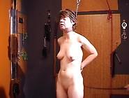 Slsm - Tit And Pussy Torture Of Slave K 1 Kirsten Flag