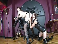 Nice Boobs Sex Video Featuring Franceska Jaimes And Silvia Rubi