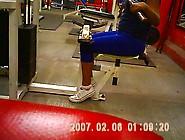 Rico Culito Redondito Y Virgen En Mi Gym