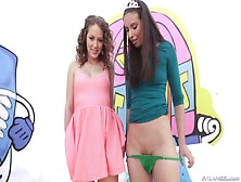 Casey Calvert And Kimber Day Are