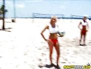 Ragazze Porno? Non Sexy Giocatrici Di Beach Volley Super Hot