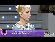 Maria Lapiedra Lap Dance For Old Woman Tv
