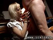 British Anal Old Man And Old 69 First Time His Introduce Wife Is