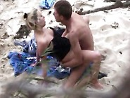 Nudists Get Kinky While A Voyeur Records